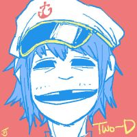 Two D doodle by Schwitz