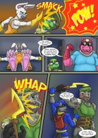 Sly Cooper: Thief of Virtue Page 298 by ConnorDavidson