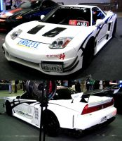 True Japanese Exotic Supercar by toyonda