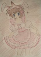 Soras Little Pink Dress.. by Betrayal5