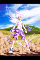 GodSpeed Killua! - Hunter x Hunter. by JoeZart63