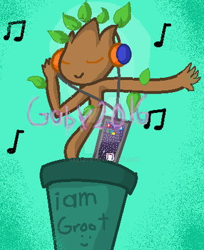 I Am Groot by gaby2016