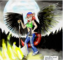 Dark Angel Wildy - PBH by DMFA-Fanclub