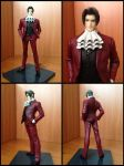 Miles Edgeworth Official Ace Attorney Figure 1/10 by BenjaminHunter