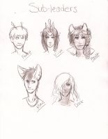 Sub-leaders by Pencil-Only