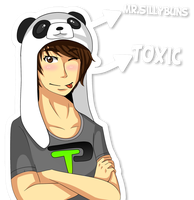TOXIC! and MR.SILLYBUNS! by TheToxicDoctor