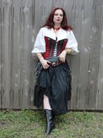 Red Pirate Roberts 33 by HiddenYume-stock