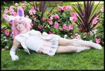 Sailor Sylveon Cosplay: SYLVEON Used REST by Mink-the-Satyr