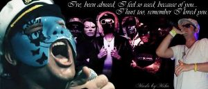 Hollywood Undead banner by mad4medusa89