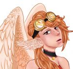Steampunk Angel by RayOfPessimism