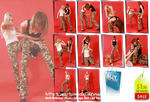 Self-defense Class 4 - Image Set -67 pics- US 1.50 by MartaModel