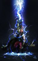 The Quickening by AlanPerry