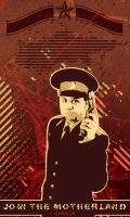 Join the Motherland by CamelE