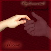 My Immortal - CD Cover by Grey-Ink
