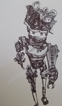 Another robot by 1danterocks