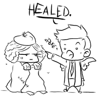 HEALED by ZoeyFagerlid
