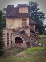 Marie-Antoinette's place. by Meaxculpa57