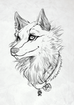 162_White_WhiteSpiritWolf by Mau-Acheron