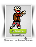PSD Gif Seguir User Juanxray by Juanxray