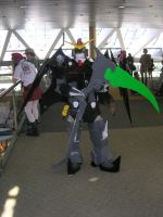 Deathscythe Hell custome by RonixBladewing