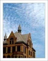 Old Main 2 by MichelleMarie