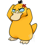 Psyduck Used Confusion by SilverTheCreator