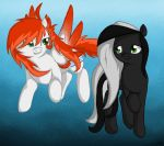 Autumn and Bashful Onyx by Fernsway