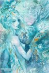 Winter fairy - colored by kir-tat