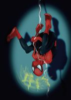 Spidey senses tingling by jEROMEaNIMATIONS