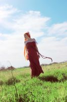 Giselle- Enchanted cosplay 5 by ShamanLaf