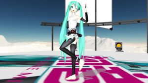 Project Diva Miku Hatsune Append by g-girl1