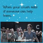 When Your Crush by mewmewgirl123