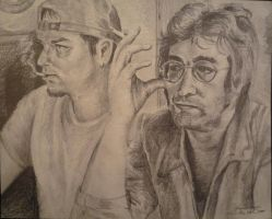 Me and John Lennon by Fruksion