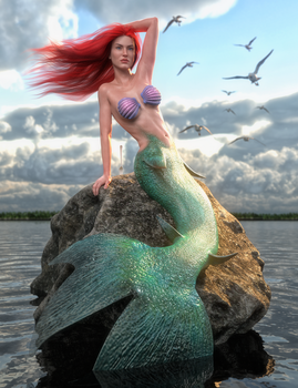 Ariel redux by tigerste