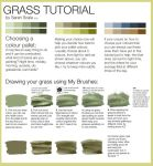 Grass Tutorial by SarahScala