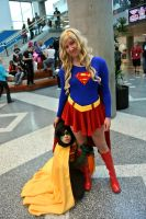 RobinxSupergirl: Dreams Really Do Come True by kay-sama