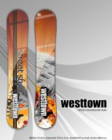 snowboard by TIT0