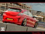 Vauxhall Astra VXRedster by x-tomi