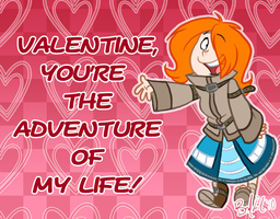 An Adventurous Valentine by BechnoKid