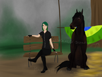 No you can't sit with us by windchilde