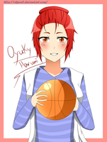 Knb Oc Female by akura7