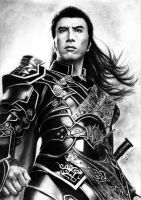 Donnie Yen in DT2 Game by FrankGo