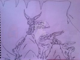 With me as leader(uncolored) by MagicPhoenixstonedra