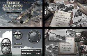 Secret Weapons Over Normandy by paulrandpierce