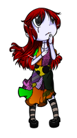 Sally by ScaredyAsh006