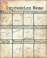 MA - OOC Expression Meme by Maipee-Chan