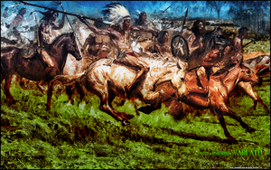500 NATIONS #10: AGE of EMPIRES 3: WARPATH by CSuk-1T