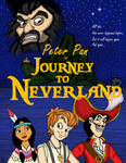 Journey to Neverland by ZoraCatone