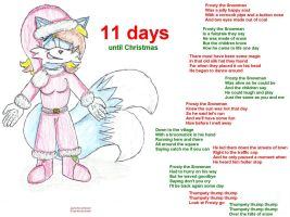11 days until Christmas 2007 by RyanEchidnaSEAL