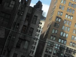 New York City Buildings by ForeverASickKid